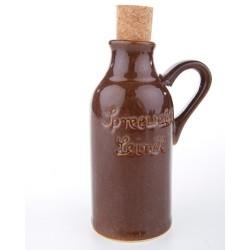 """Leinöl-Flasche """"Spreewald..."""