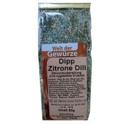 Dipp Zitrone Dill