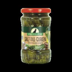 Salz-Dill-Gurken...
