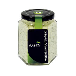 Knoblauch Kräuterpaste
