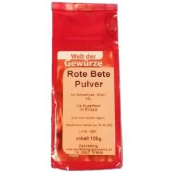 Rote Bete Pulver 100g