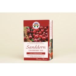 Sanddorn Cranberry Früchtetee