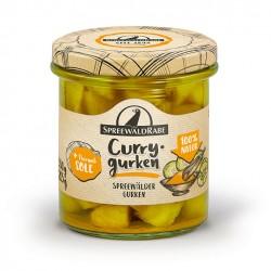 Currygurken 330 g Premium