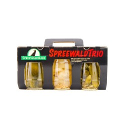 Spreewaldtrio - 3 Gläser...